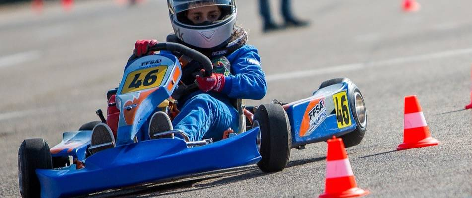 Stage karting junior